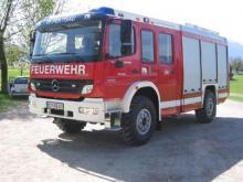 LF-A (Löschfahrzeug mit Bergeausrüstung)